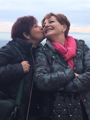 Dott.ssa Stefania Lanaro  e Maria Grazia Giannini